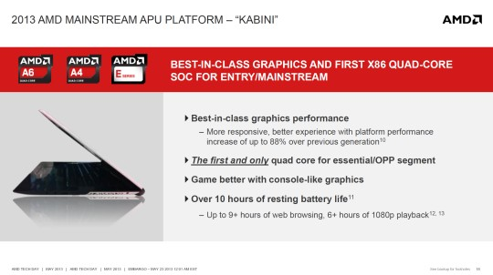 AMD-Kabini-Mainstream-Platform