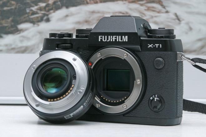 Fuji XT1